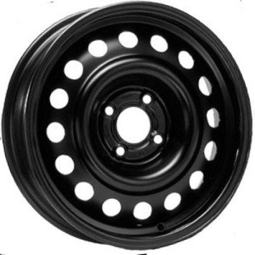 Trebl 6775 15x5.5 4x100 ET45 DIA60.1 Black