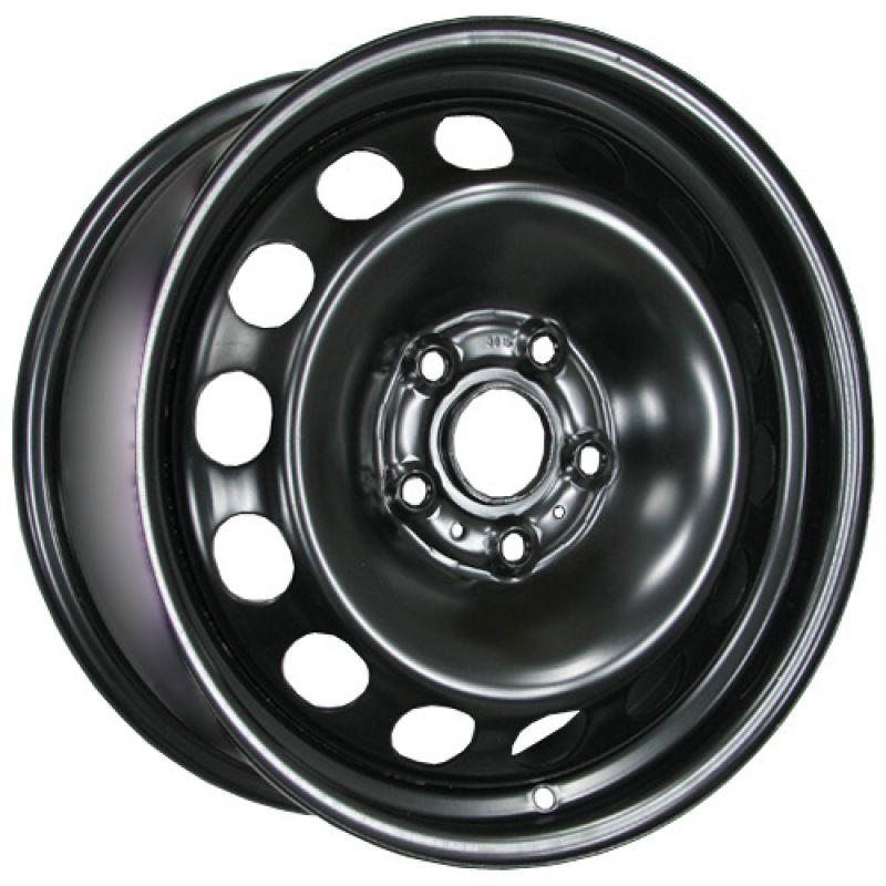 Magnetto 16003 16x6.5 5x114.3 ET50 DIA66 Black / Черный