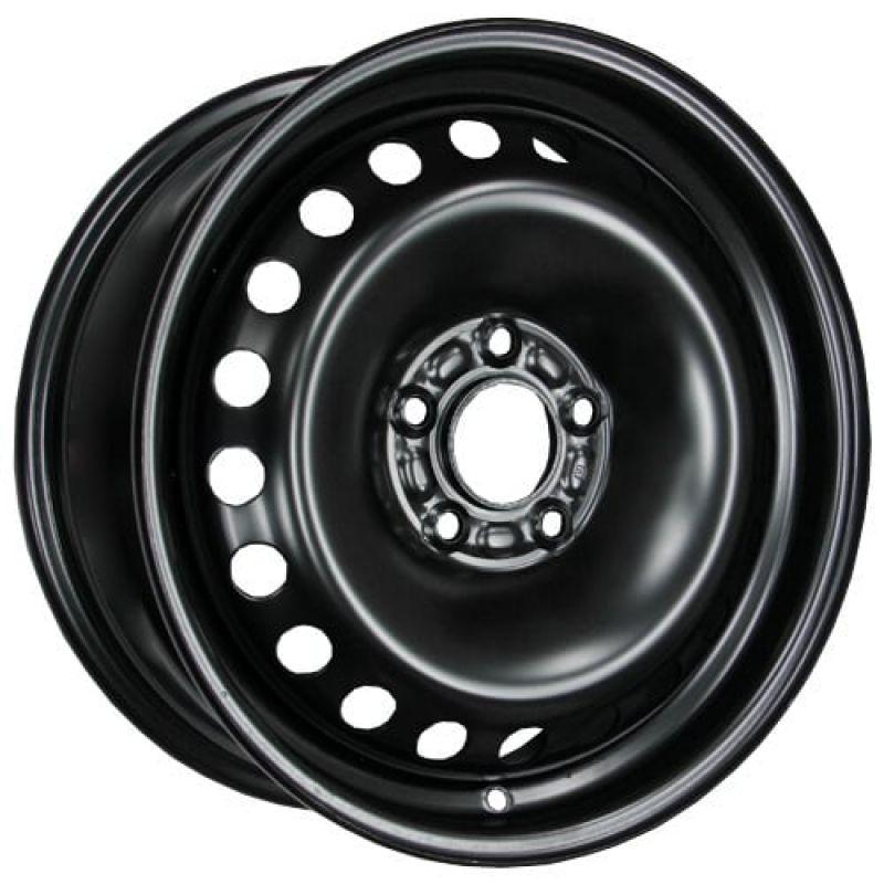 Magnetto 16016 16x6.0 5x114.3 ET43 DIA67.1 Black / Черный