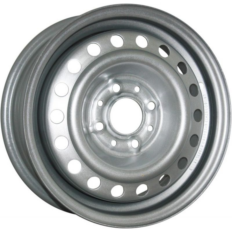 Trebl 5155 14x5.0 4x100 ET45 DIA54.1 Silver