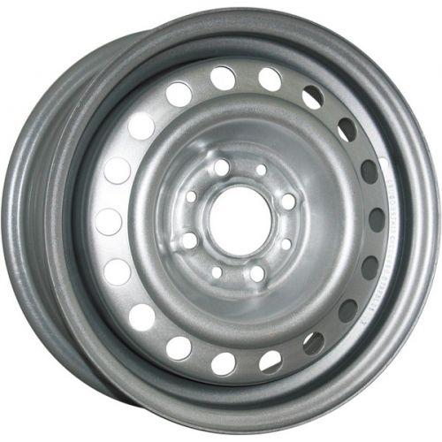 Trebl 8114 15x6.0 4x100 ET48 DIA54.1 Silver