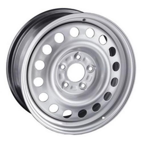 Trebl X40915 15x6.0 4x100 ET40 DIA60.1 Silver