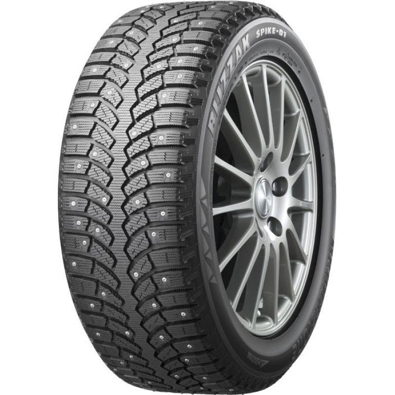 Bridgestone Blizzak Spike-01 205/60R16 92T (шип)